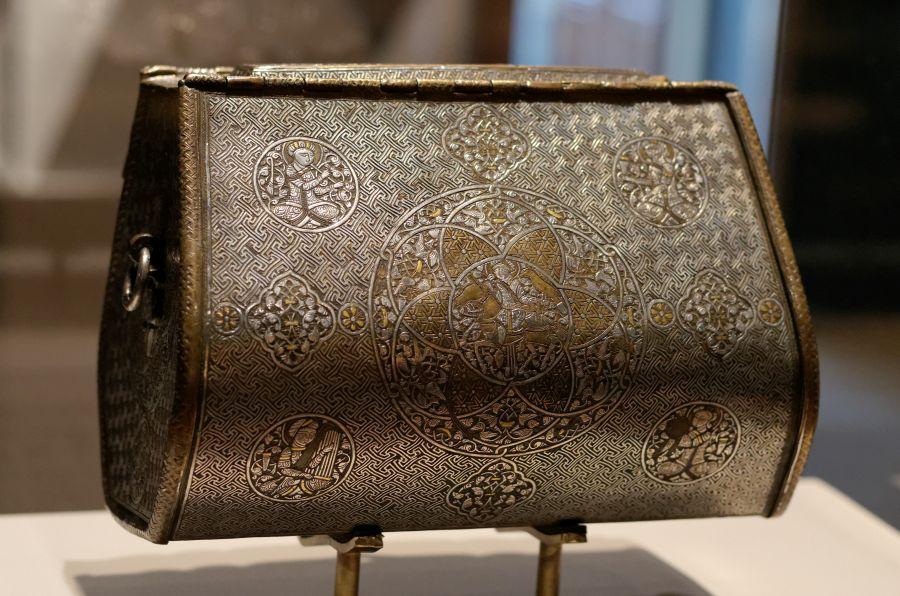 14th Century handbag –The Courtauld Metal Bag